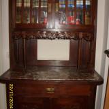 Urgent!!! Vand Mobila veche (2 buc), Comode si bufete, Renastere, 1900 - 1949