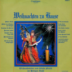 Der Schleswiger Domchor_Groser Posaunenchor_Der Knabenchor Des Norddeutschen Rundfunks_Frankfurter Madrigalvereinigung - Weihnachten Zu Hause (Vinyl) - Muzica Religioasa, VINIL