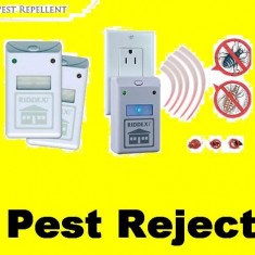 APARAT ANTIROZATOARE PEST REJECT PEST REPELLER ANTISOARECI