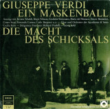 Giuseppe Verdi - Ein Maskenball / Die Macht Des Schicksals (Vinyl), VINIL, decca classics
