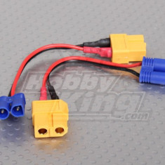 XT60 to EC2 Losi Charging adapter (FS00600)