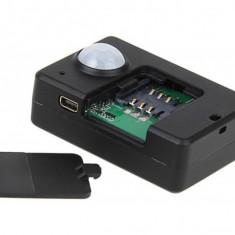 CE MAI NOU GSM SPY A9 CU APELARE VOCALA SI PIR ANTIFURT / CARTELA GSM, ASCULTI TOT DIN ORICE PARTE A LUMII. - Detector microfoane