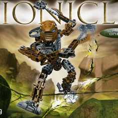 LEGO 8739 Toa Hordika Onewa - LEGO Bionicle