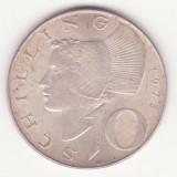 (1) MONEDA DIN ARGINT AUSTRIA - 10 SCHILLING 1973 - 7, 5 GRAME, Europa