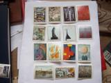 Cuba 1967 pictura MI 1272-1276 + 1319-1343 MNH ( 30 valorii )
