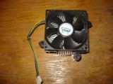 Vand cooler AVC socket LGA 775 alimentare pwm 4 pini, Pentru procesoare