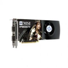 Placa video MSI GeForce 9800 GTX 512MB DDR3 - Placa video PC Msi, nVidia