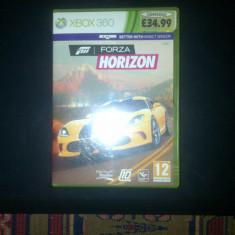 Joc pentru xbox 360 FORZA HORIZON - Jocuri Xbox Microsoft Game Studios, Curse auto-moto