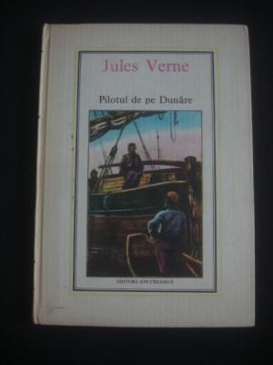 JULES VERNE - PILOTUL DE PE DUNARE foto