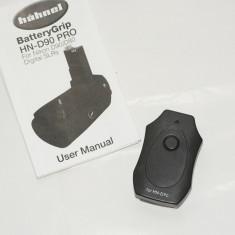 Telecomanda pentru grip Hahnel-Nikon D90 - Inel adaptor obiectiv foto