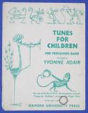 Tunes for children for percussion band - cantece pt copii,  formatie de percutie