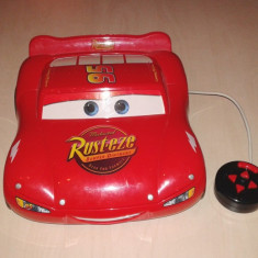 Laptop pentru copii Disney cars - Jucarie interactiva Clementoni