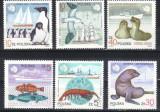 POLONIA 1987, Fauna, serie neuzată, MNH, Nestampilat
