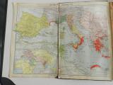 Atlas istoric german , circa 1919 - 1920, harti vechi, harti istorice, Alta editura