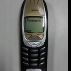 Vand nokia 6310i ca NOU--450 lei - Telefon mobil Nokia 6310i, Negru, Neblocat
