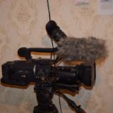 Camera video profesionala pentru reclame Pro HD GY JVC, Card Memorie