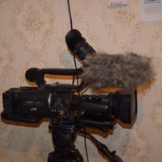 Camera video profesionala pentru reclame Pro HD GY JVC, Card Memorie, CCD