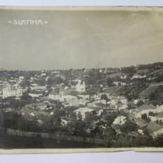 C.P. CIRCULATA SLATINA 1924 - Carte Postala Oltenia dupa 1918