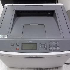 Imprimanta Laser Lexmark E460dn cu DUPLEX - Imprimanta laser alb negru Lexmark, DPI: 1200, A4