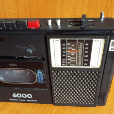 Radio casetofon ELECTOWN RC 6000