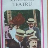 Octavian Goga-Teatru - Carte Teatru