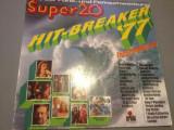 HIT BREACKER '77- SELECTIE boney'm,carpenters.. (1977 /ARIOLA REC / RFG) - VINIL