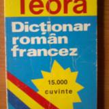 d5 Dictionar Roman-Francez - Marcel Saras (15 000 cuvinte)