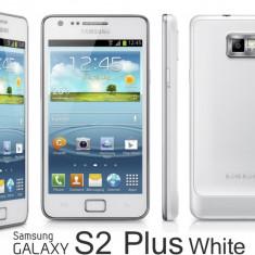 Vand Samsung Galaxy S2 Plus cu Garantie - Telefon mobil Samsung Galaxy S2 Plus, Alb, Neblocat