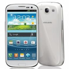 Vand Samsung Galaxy S3 - Telefon mobil Samsung Galaxy S3, Alb, Neblocat, 1 GB, 2G & 3G & 4G