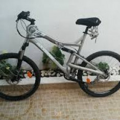 Vand/schimb bicicleta RockRieder 6.3 sau schimb cu orga korg, 22, 24, Rockrider