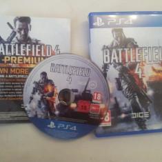 Joc PS4 BATTLEFIELD 4 sau schimb cu fifa 15 - Jocuri PS4, Sporturi, 3+, Multiplayer