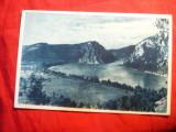 Ilustrata Dunarea la Cazane ,inc.anilor '50