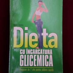 Dieta cu incarcatura Glicemica de Nigel Denby