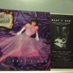 LINDA RONSTADT - WHAT'S NEW (1983 /WARNER REC/RFG ) - DISC VINIL/VINYL/COUNTRY - Muzica Rock