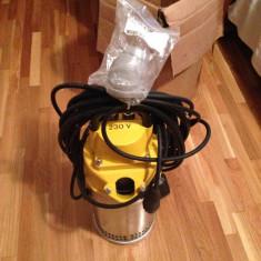 Pompe submersibile de drenaj DENUMIRE PUMPEX - P 801-W - Pompa gradina