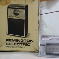 Aparat de ras electric REMINGTON /1966