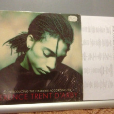 TERENCE TRENT D'ARBY - INTRODUCING THE HARDLINE...(1987 / CBS REC/ RFG) - VINIL - Muzica Rock Columbia