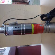 pompa sumersibila de adancime cu surub