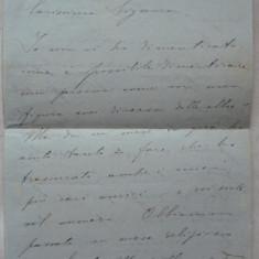 Scrisoare a laureatei pr. Nobel ptr. lit. , Grazia Deledda catre Elena Bacaloglu