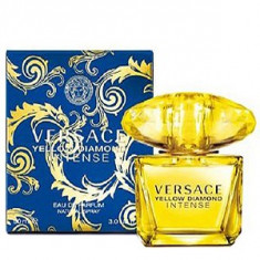 Versace Yellow Diamond Intense EDP 50 ml pentru femei - Parfum femeie Versace, Apa de parfum