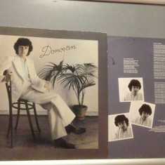 DONOVAN - DONOVAN (1976 /EMI REC/ RFG) - DISC VINIL/PICK-UP/VINYL/FOLK/ROCK - Muzica Rock emi records