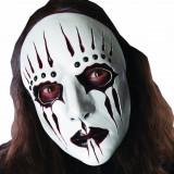 Masca Slipknot Joey rock horror petrecere tematica Halloween cosplay +CADOU! - Masca carnaval, Marime: Marime universala, Culoare: Din imagine