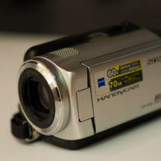 Camera video digitala sony dcr sr38 - Camera Video Sony, Hard Disk