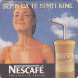 Suport de pahar / Biscuite NESCAFE