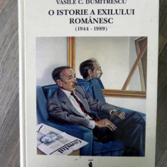 O istorie a exilului romanesc 1944-1989