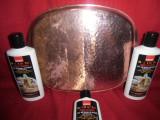 Crema pentru curatat  Argint, Cupru, Aplaca, Nichel, Alama, Bronz, Inox, Crom, Banut