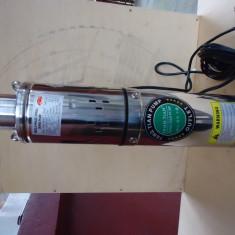 pompa de apa sumersibila de adancime