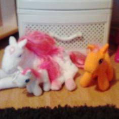 Familie de ponei plus ...marime mare si medie - Jucarii plus