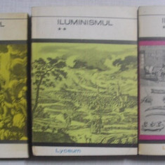 Iluminismul - 3 volume, Alta editura