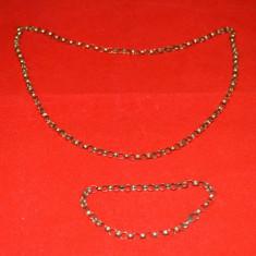 Lant aur 14 ka - Lantisor aur, Culoare Aur: Galben, Unisex
